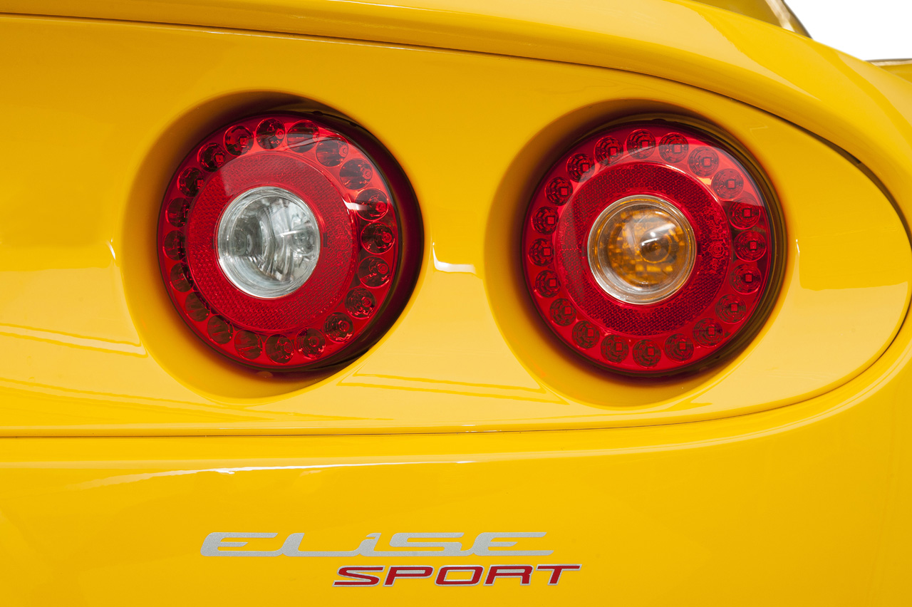 Elise Sport rear lights detail
