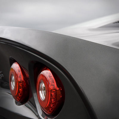 Exige S Roadster Styling detail