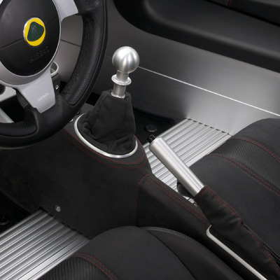 Exige S Coupe 6 Speed transmission