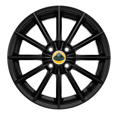 Elise Standard wheel in black