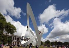 Goodwood 2012 Sculpture