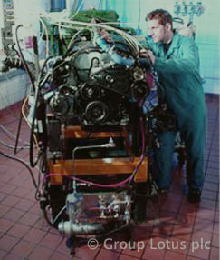 Lotus Test Cells 1997