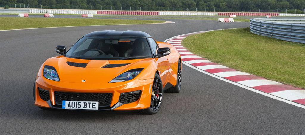 Lotus Cars News and Events